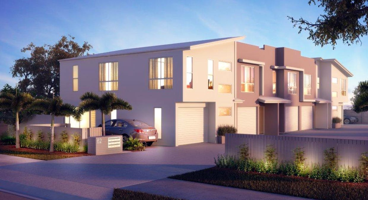 62 Flinders Street 'The Palms Townhouses', West Gladstone, QLD, 4680 - Image 1