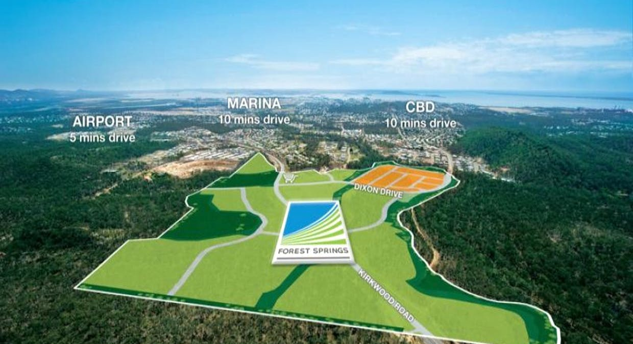 Lot 178 Forest Springs, Telina, QLD, 4680 - Image 1