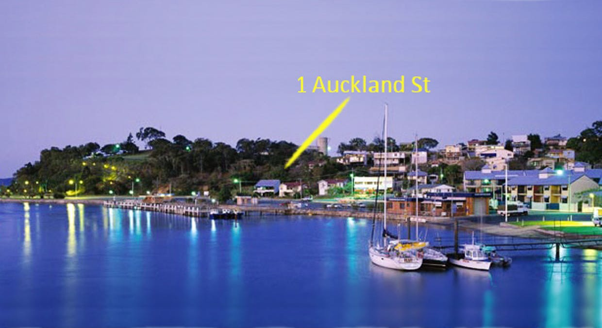 1 Auckland Street, Gladstone Central, QLD, 4680 - Image 1
